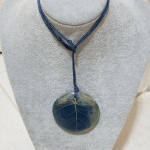 💝New. Beautiful blue Statement necklace!